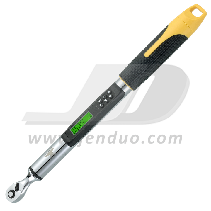 Electronic torsion wrench
